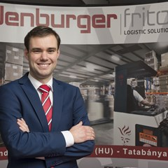 Frans Andeweg is General Affairs and Supply Chain Manager at global logistics provider Oldenburger|Fritom in Veendam.
