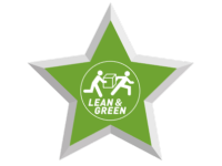 Logistiek dienstverlener Oldenburger|Fritom in Veendam is gecertificeerd volgens de Lean and Green Star.