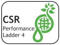 Oldenburger|Fritom is certified according to level 4 of the CSR performance ladder.
